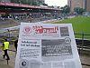 Stadionzeitung gegen Burghausen