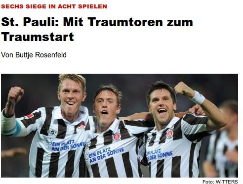 Screenshot Hamburger Morgenpost
