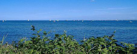 Ostseeküste bei Strande